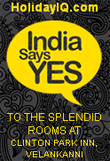 India Say Yes - Best Rooms Award