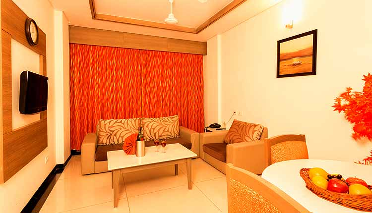 how to book rooms in velankanni